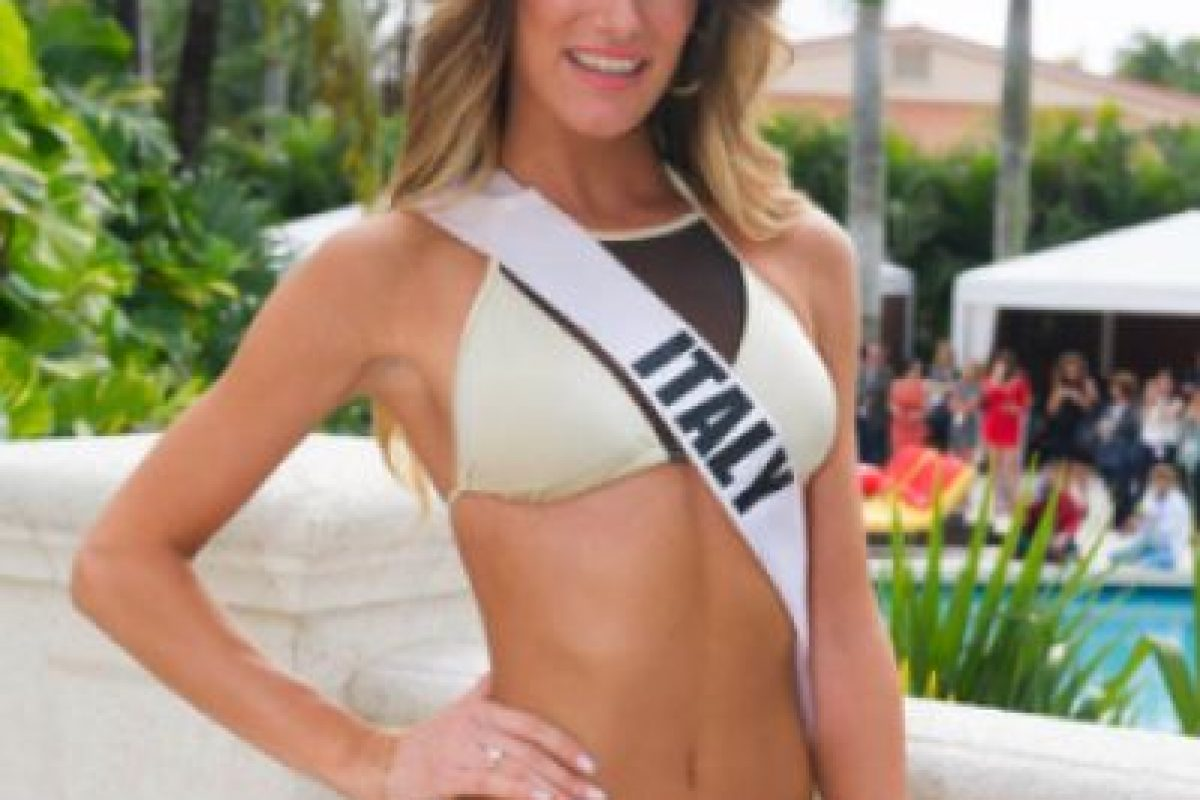 Miss Italia Foto:missuniverse.com. Imagen Por: