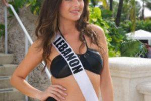 Miss Líbano Foto:missuniverse.com. Imagen Por: