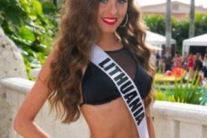 Miss Lituania Foto:missuniverse.com. Imagen Por: