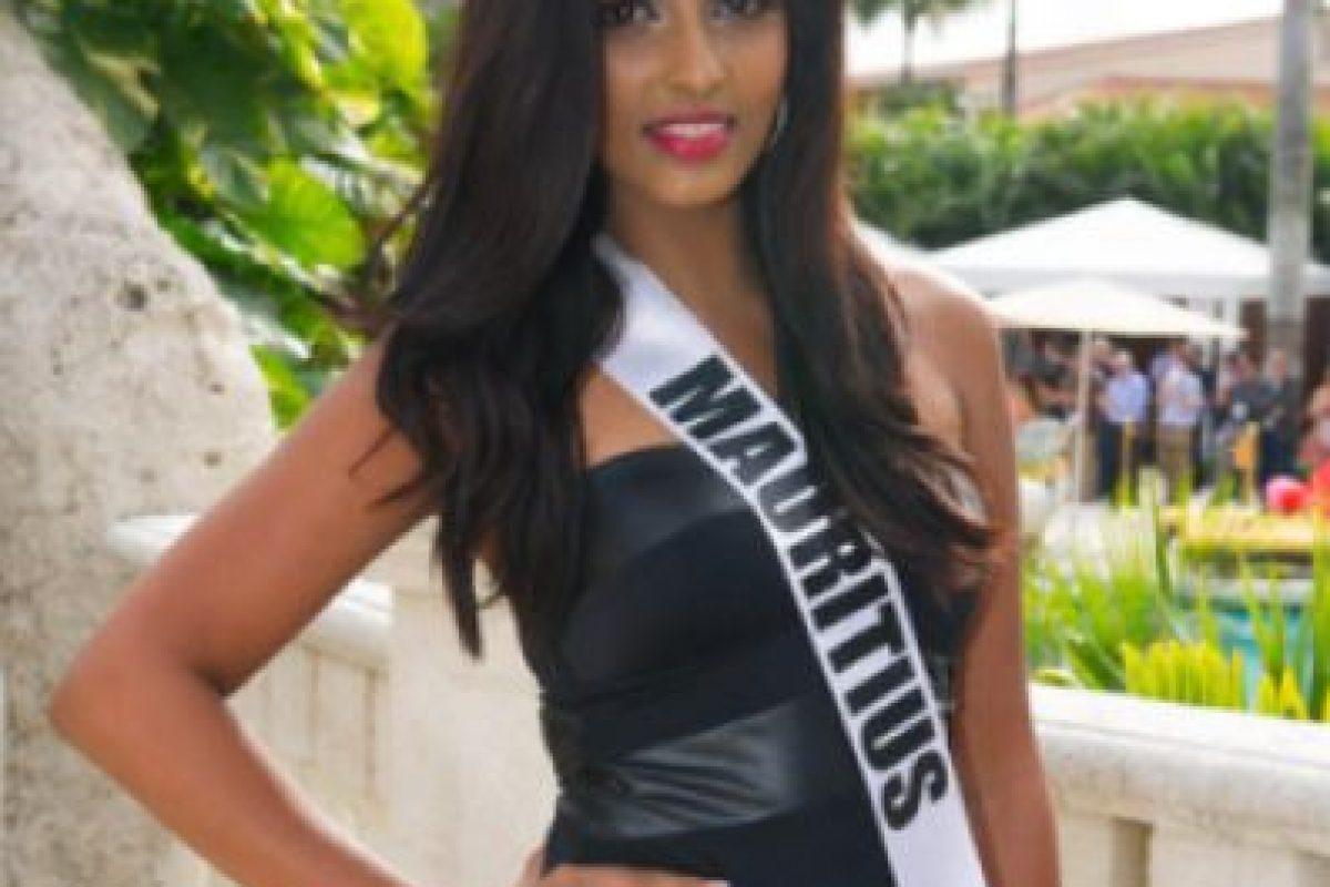 Miss Mauricio Foto:missuniverse.com. Imagen Por: