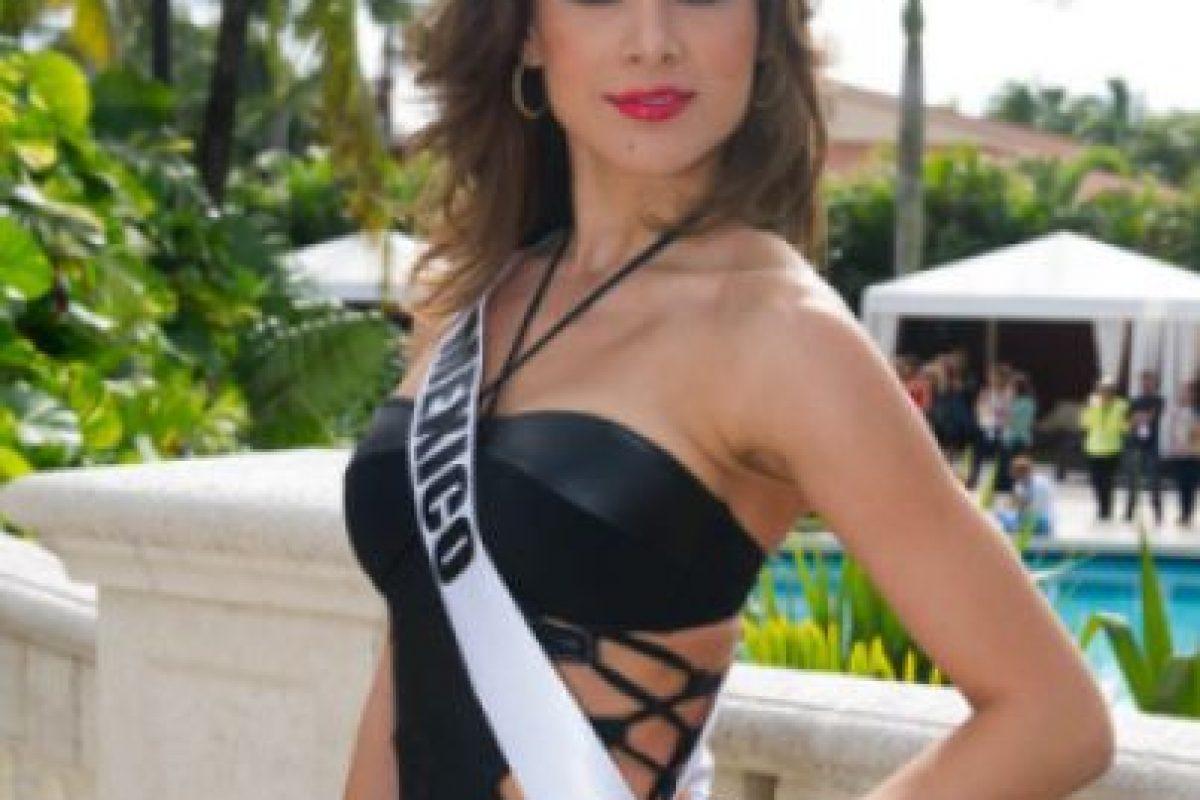 Miss México Foto:missuniverse.com. Imagen Por: