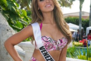 Miss Venezuela Foto:missuniverse.com. Imagen Por:
