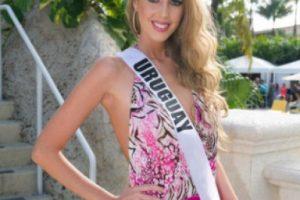 Miss Uruguay Foto:missuniverse.com. Imagen Por: