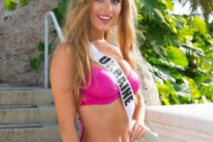 Miss Ucrania Foto:missuniverse.com. Imagen Por:
