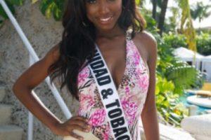 Miss Trinidad y Tobago Foto:missuniverse.com. Imagen Por: