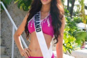 Miss Tailandia Foto:missuniverse.com. Imagen Por: