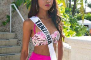 Miss Tanzania Foto:missuniverse.com. Imagen Por:
