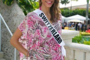 Miss Suiza Foto:missuniverse.com. Imagen Por: