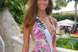 Miss España Foto:missuniverse.com. Imagen Por: