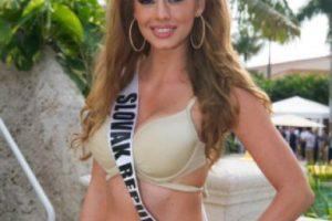 Miss Eslovaquia Foto:missuniverse.com. Imagen Por: