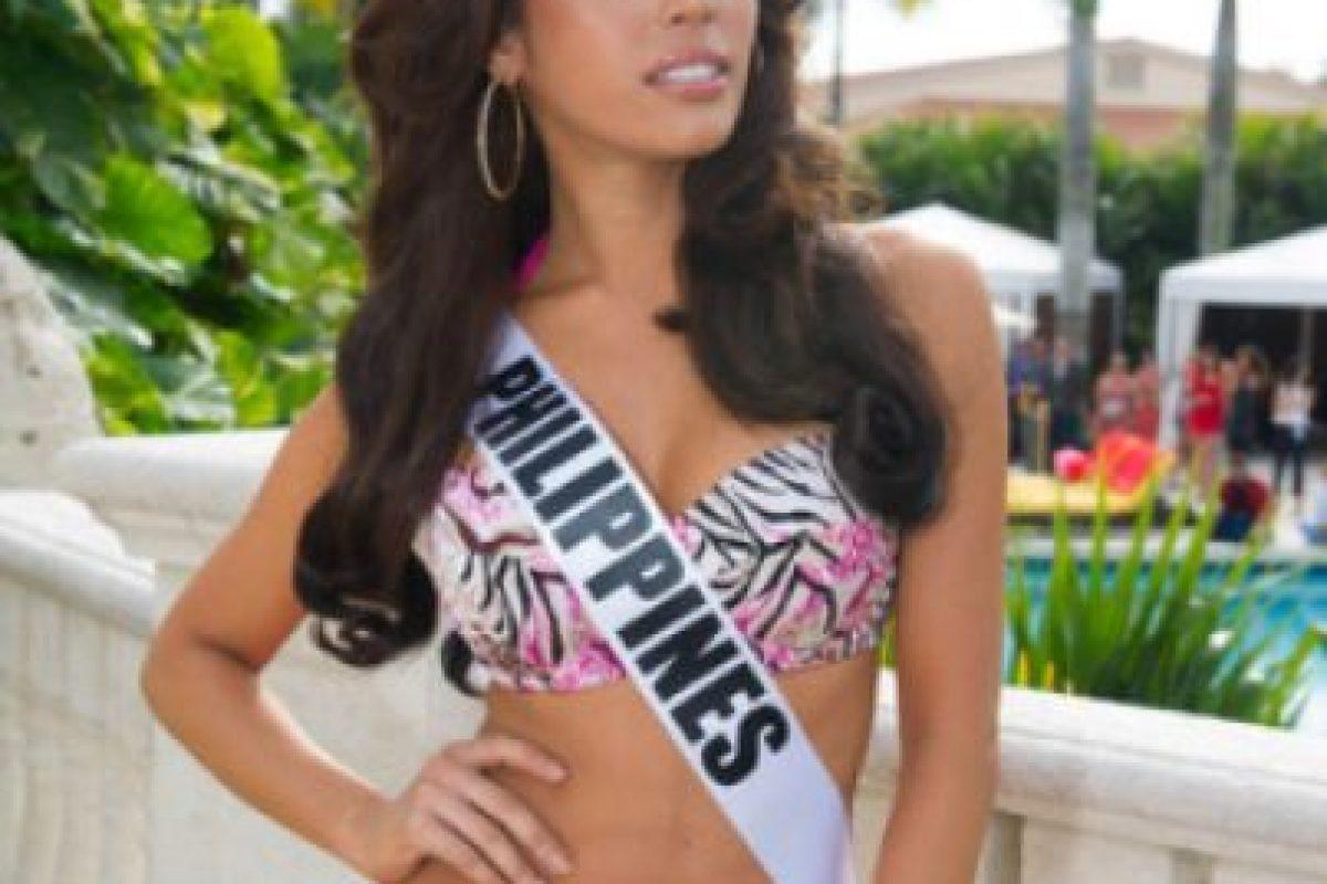 Miss Filipinas Foto:missuniverse.com. Imagen Por: