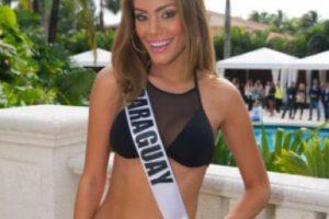 Miss Paraguay Foto:missuniverse.com. Imagen Por: