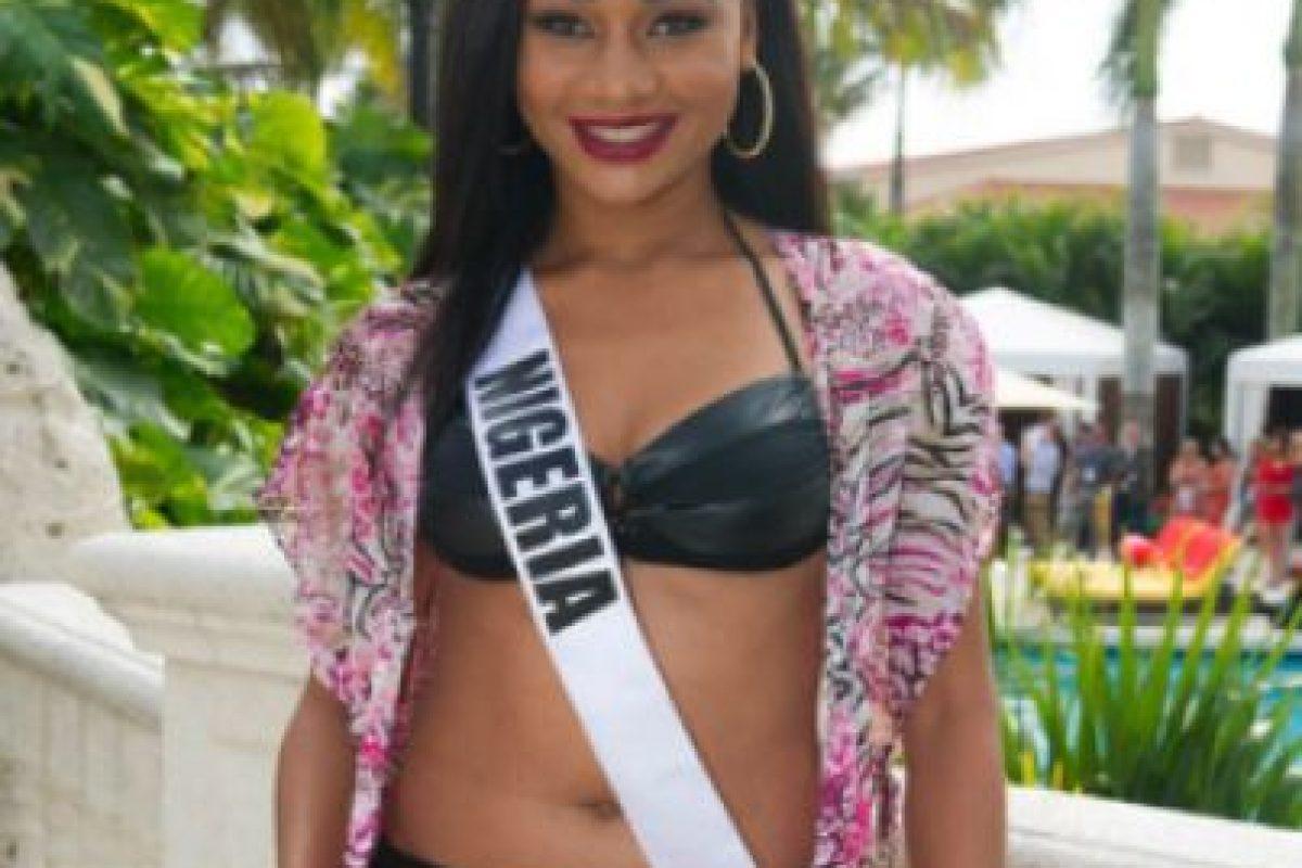 Miss Nigería Foto:missuniverse.com. Imagen Por:
