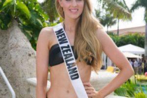 Miss Nueva Zelanda Foto:missuniverse.com. Imagen Por: