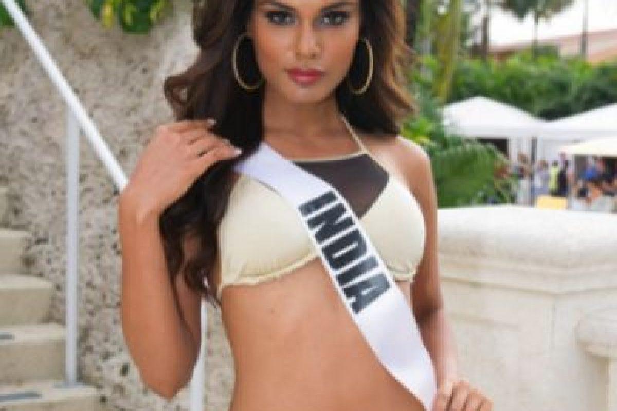 Miss India Foto:missuniverse.com. Imagen Por: