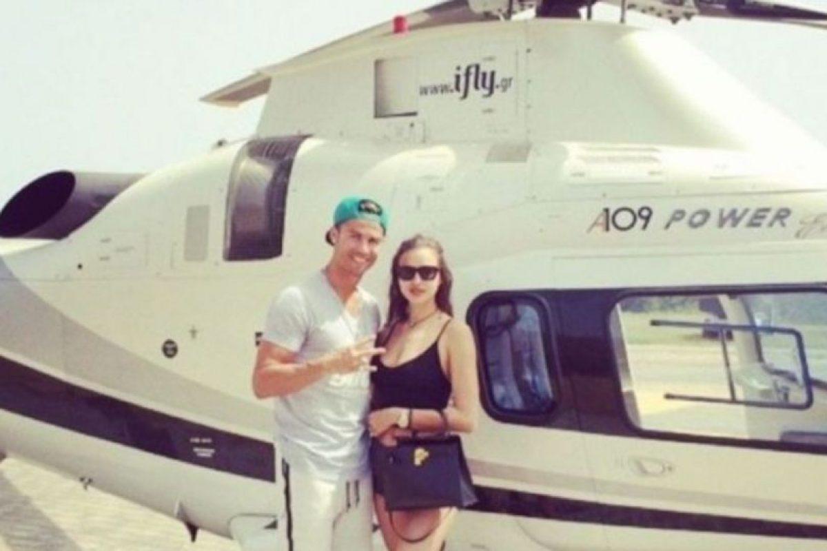 La pareja terminó después de cinco años de relación Foto:Instagram: @cristiano. Imagen Por: