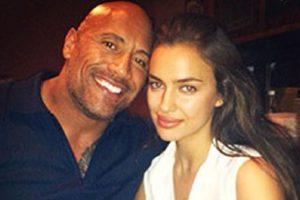 6. Otros rumores apuntan a que La Roca habría conquistado a Irina durante la grabación de la película Hercules Foto:Instagram: @therock. Imagen Por: