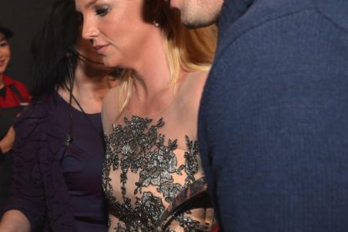 """Una fuente cercana a la cantante le confesó al sitio Daily Mirror que Britney lo consideraba """"un hombre encantador"""". Foto:Getty Images. Imagen Por:"""