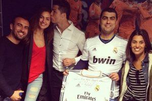 El festejo de Irina, Cristiano y sus amigos por la décima Champions del Real Madrid. Foto:instagram.com/irinashayk. Imagen Por: