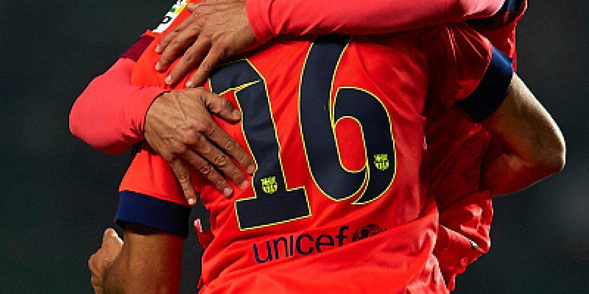 FC Barcelona sufre la baja por lesión de defensor por un mes