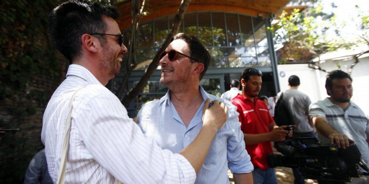 Los directores Pablo Larraín y Patricio Guzmán competirán por el Oso de Oro