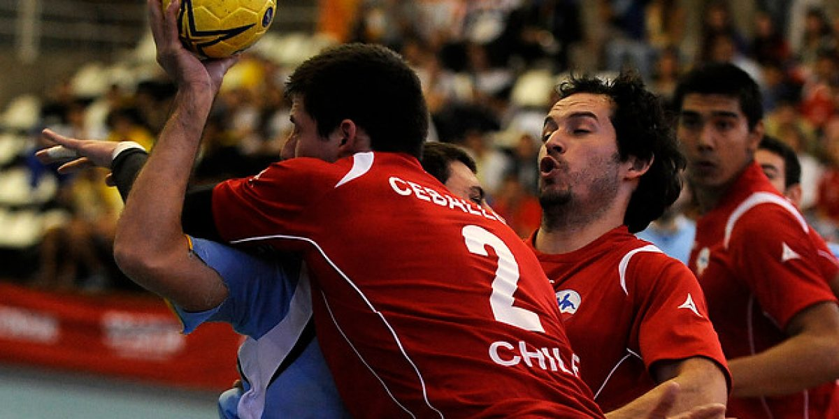Chile no pudo con el campeón y cayó en el Mundial de Hándbol