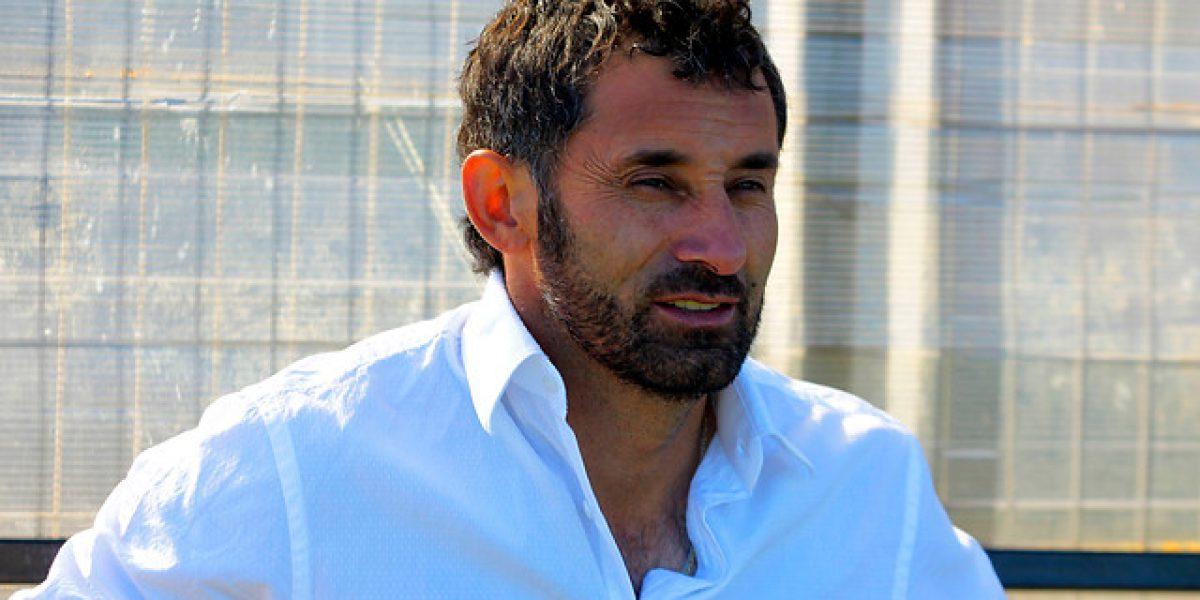 Miguel Ponce fue destituido como entrenador de Unión San Felipe