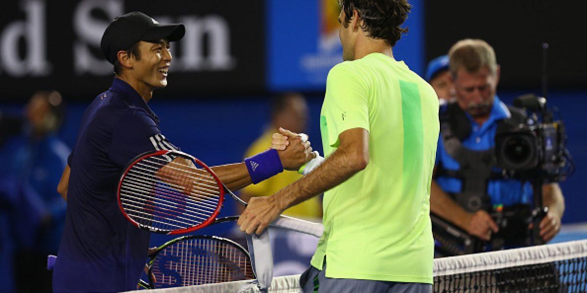 Roger Federer sigue en racha y tuvo un tranquilo debut en el Australian Open