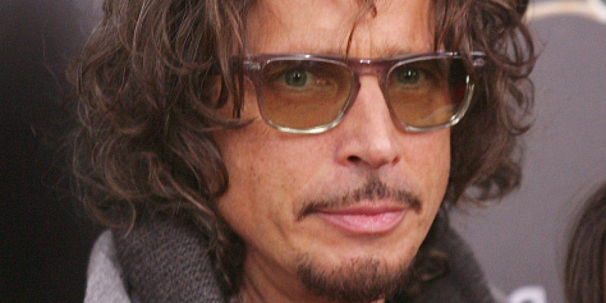 Chris Cornell trabaja en nueva producción como solista
