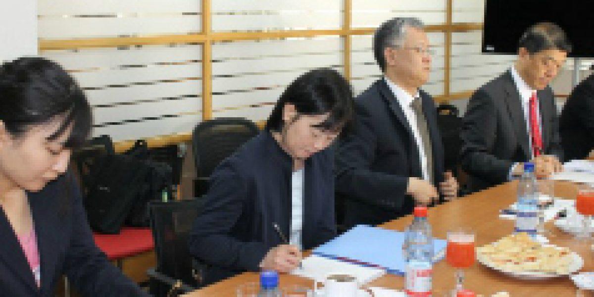 Chile y Japón inician profundización del acuerdo bilateral