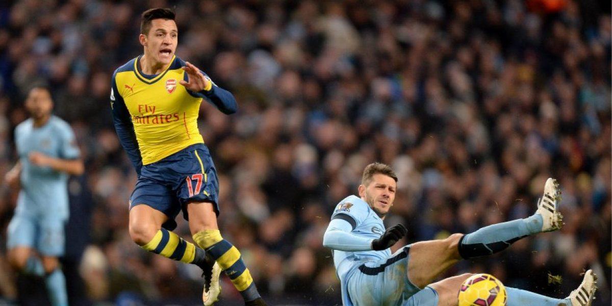 Wenger vuelve a alabar a Alexis: