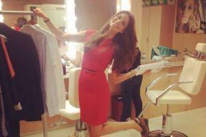 Ella es una atractiva presentadora de Real Madrid TV Foto:Instagram: @lucia_villalon. Imagen Por: