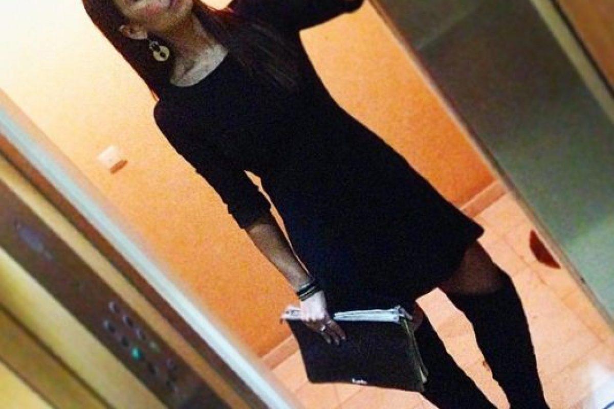 Es actriz, modelo y presentadora portuguesa Foto:Instagram: @hyndia. Imagen Por: