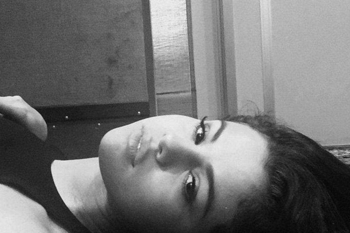 Su modelo a seguir y actriz favorita es Rachel McAdams. Además, es también una gran fanática de Johnny Depp y Lady Sovereign Foto:Instagram Selena Gomez. Imagen Por: