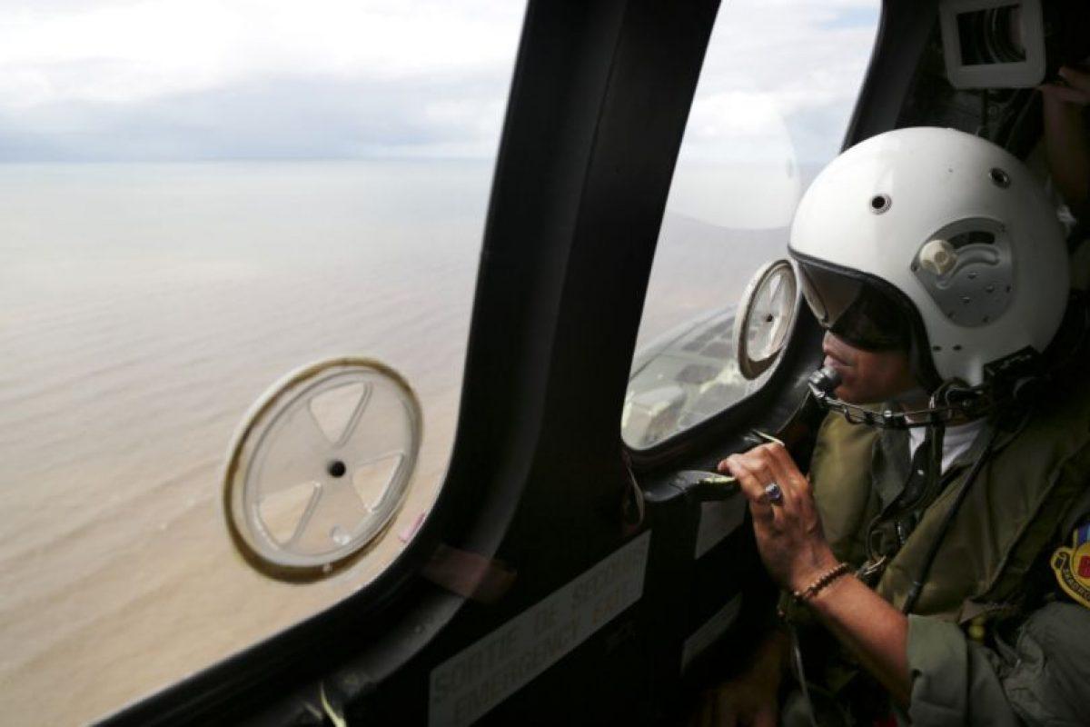 El vuelo desapareció el 28 de diciembre. Foto:AP. Imagen Por: