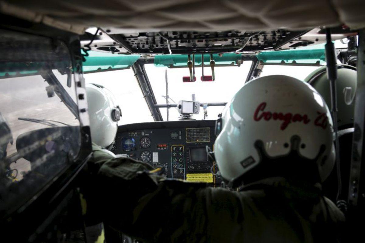 Se estrelló en el mar de Java con 162 personas a bordo. Foto:AP. Imagen Por: