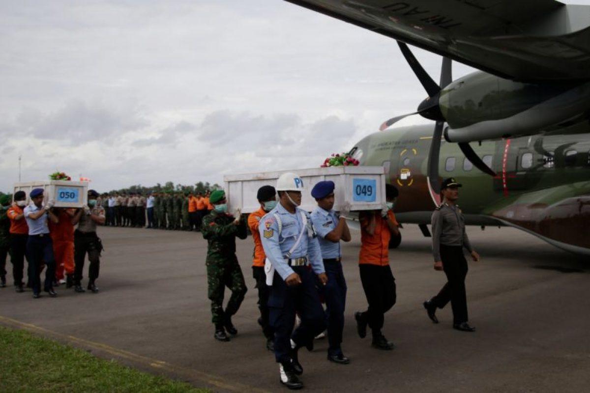 La aerolínea aseguró que seguirá con las investigaciones. Foto:AP. Imagen Por: