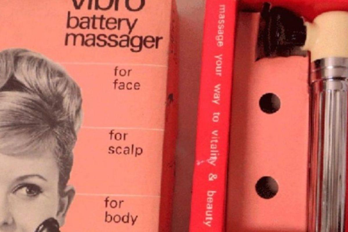 Este vibrador prácticamente tenía un succionador que también se podía usar en otras partes del cuerpo. Como en la cara, por ejemplo Foto:Gurl. Imagen Por: