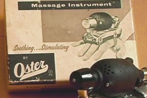 Supuestamente era usado para masajear la nuca. Pero también es probable que lo usaran para otras cosas Foto:Gurl. Imagen Por: