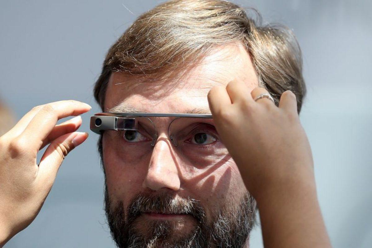 Los lentes inteligentes que pretenden cambiar la forma en la que interactuamos con la tecnología. Foto:Getty Images. Imagen Por: