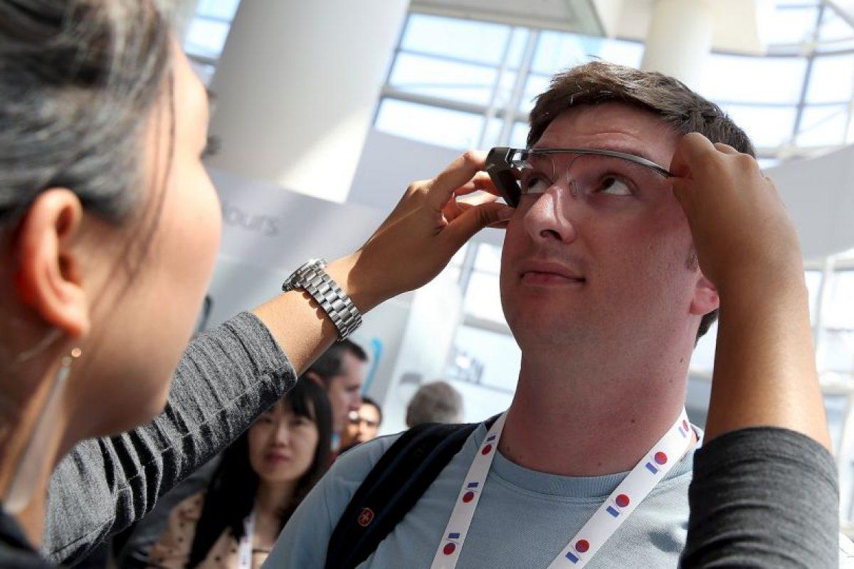Hasta ahora los anteojos han sido vistos como un aparato extraño. Foto:Getty Images. Imagen Por: