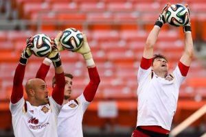 Forma parte de la Selección de España Foto:Getty. Imagen Por:
