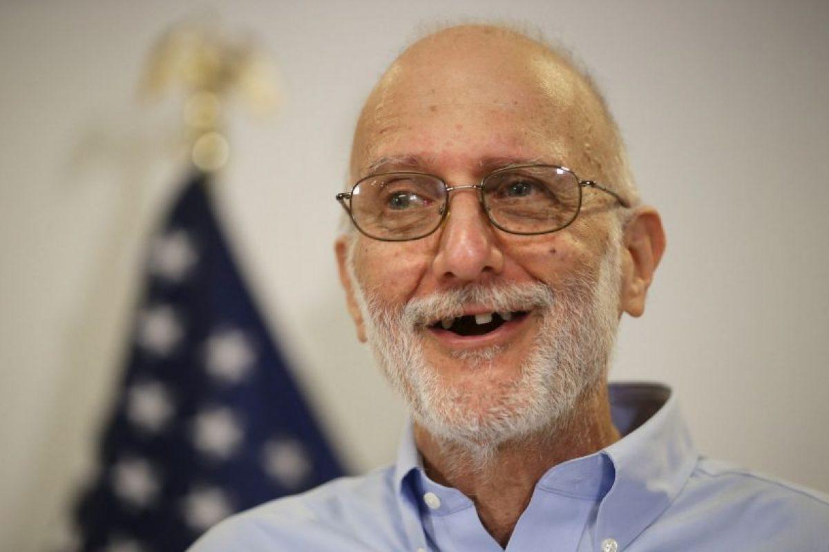 El contratista estuvo cinco años preso en Cuba. Foto:Getty. Imagen Por: