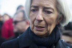 Christine Lagarde, directora del Fondo Monetario Internacional Foto:Getty. Imagen Por:
