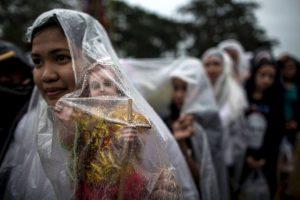"""3. """"Les pido que garanticen que la riqueza sirva a la humanidad y no que la gobierne"""" Foto:Getty Images. Imagen Por:"""