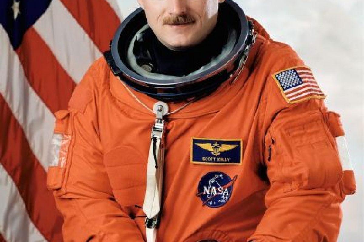 Otro invitado lo será el astronauta Scott Kelly. Este será el primer estadounidense que vivirá un año en la Estación Espacial Internacional. Foto:Getty. Imagen Por: