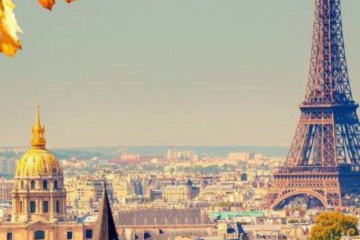"""A. La ciudad de mis sueños. Y sobre todo porque me vi """"Medianoche en París"""". B. Un buen destino cultural. Foto:Pinterest. Imagen Por:"""