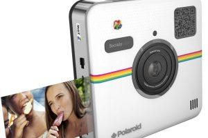 Polaroid Socialmatic Foto:Polaroid. Imagen Por: