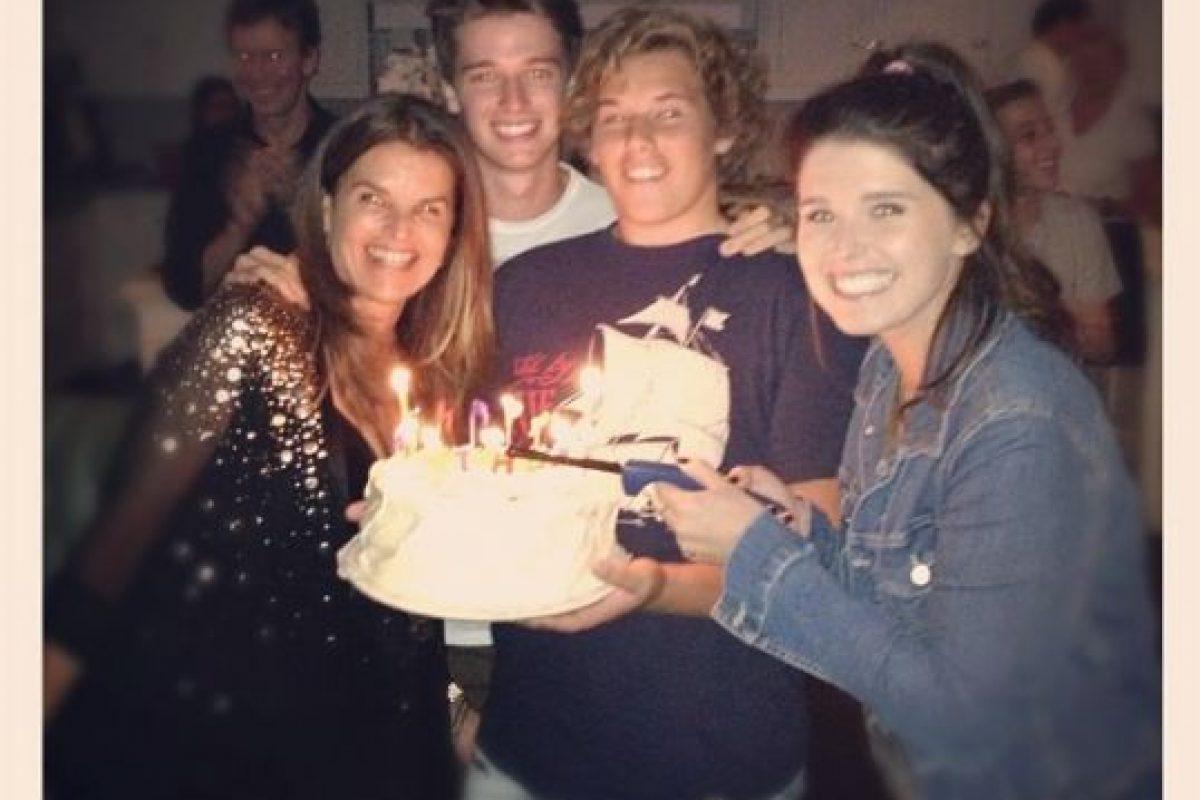 Estas son las fiestas de cumpleaños de Patrick Foto:Instagram/Patrick Schwarzenegger. Imagen Por: