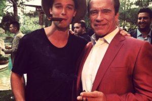 Patrick es una persona antidrogas que pertenece a la realeza americana Foto:Instagram/Patrick Schwarzenegger. Imagen Por: